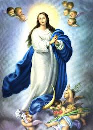 Il caffè... con la Vergine Immacolata sempre