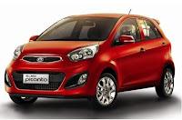 Dijual - KIA Picanto a/t tahun 2012, iklan baris mobil gratis