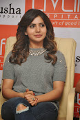Samantha Glam pics at Pratyusha NGO Event-thumbnail-15