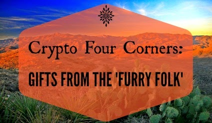 Crypto Four Corners: Gifts From The 'Furry Folk'  Bradshaw