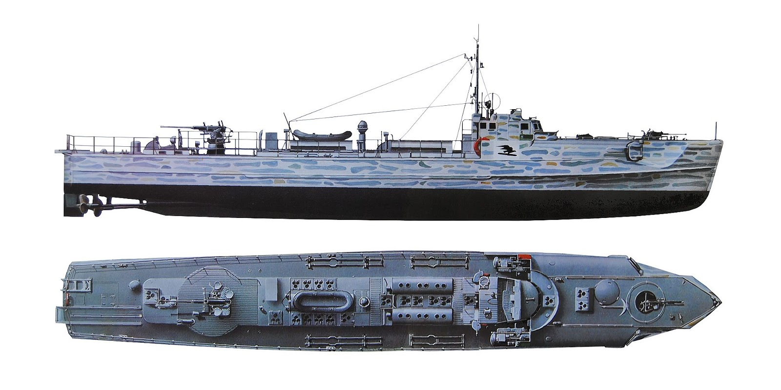 Kriegsmarine: T... E Boats