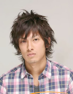 asian men hairstyles 01 Asian Men Hairstyles 2013