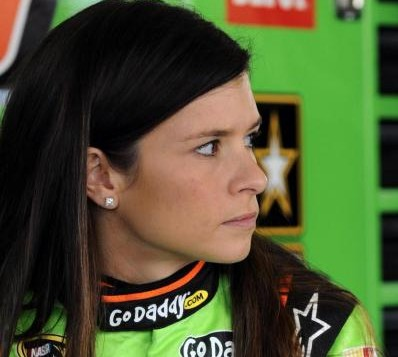 Danica Patrick NASCAR 2012
