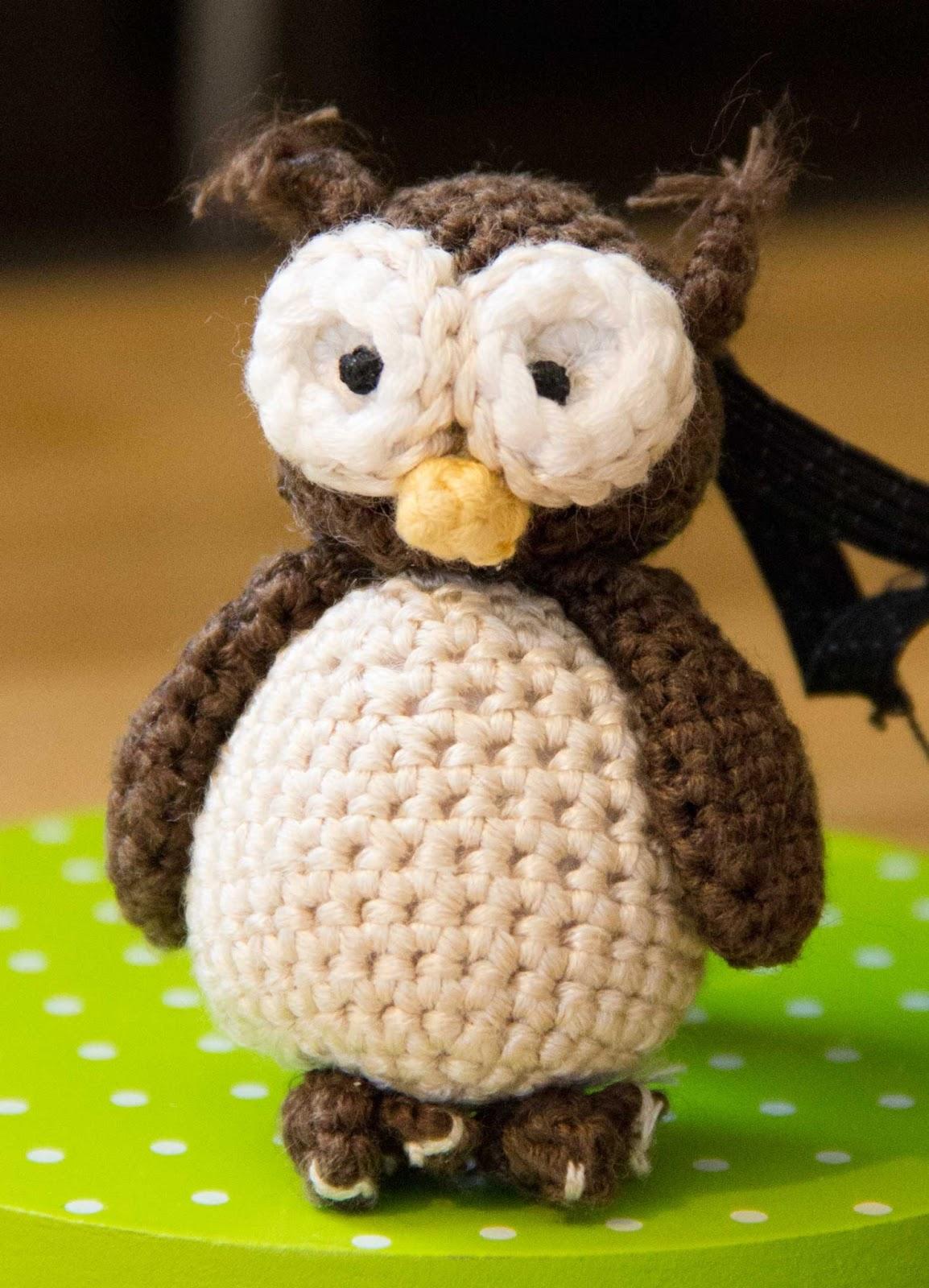 amigurumi uggla owl