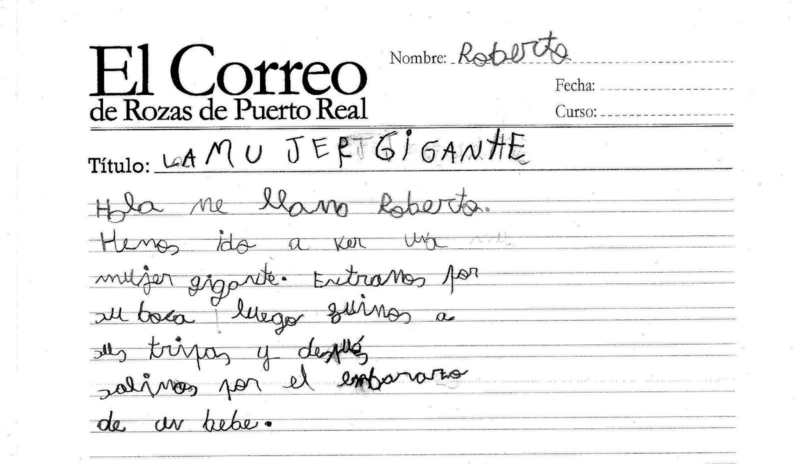 El correo de rozas de puerto real junio 2012 for Horario correos puerto real