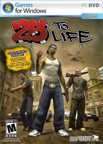 Game 25 To Life RIP Version For PC