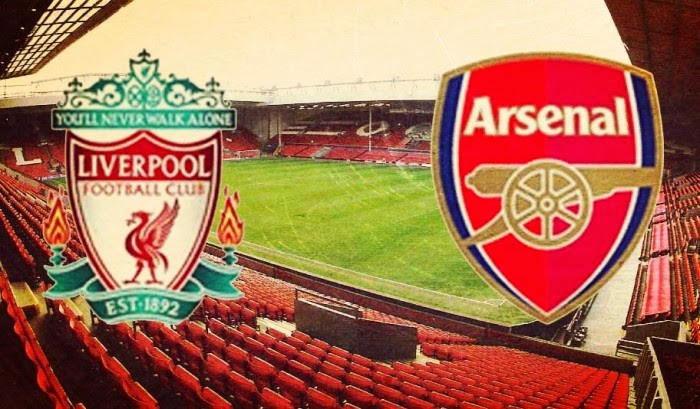 Liverpool vs Arsenal