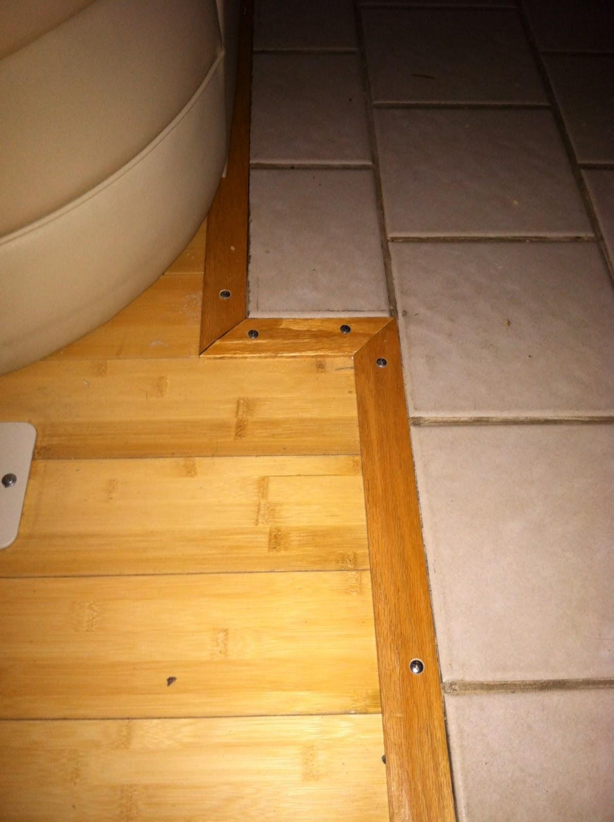 Laminate flooring transition strips laminate flooring carpet for Laminate flooring to carpet