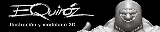 Ilustracion y modelado 3D
