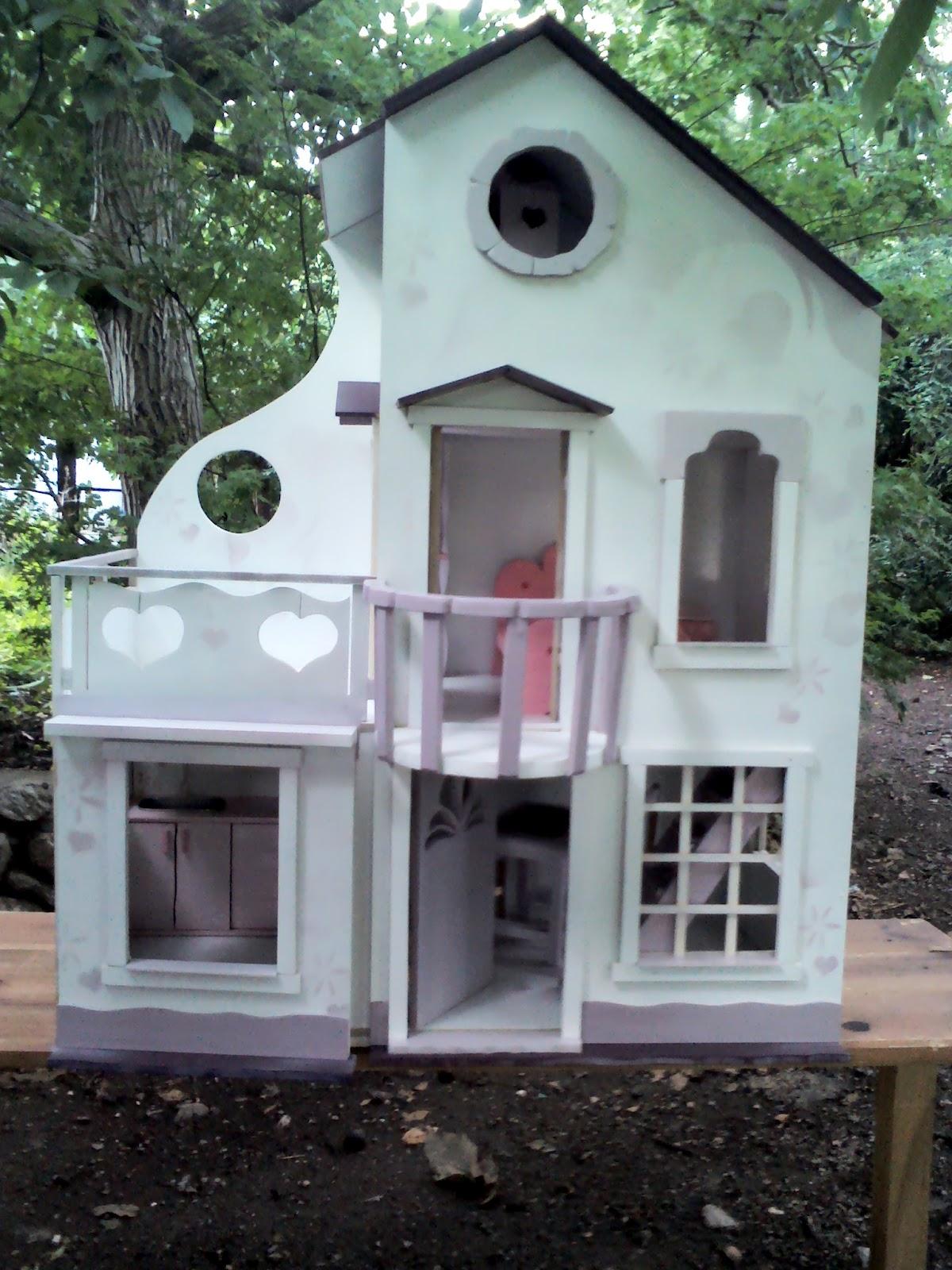 Casas de mu ecas artesanales - Casa de munecas eurekakids ...