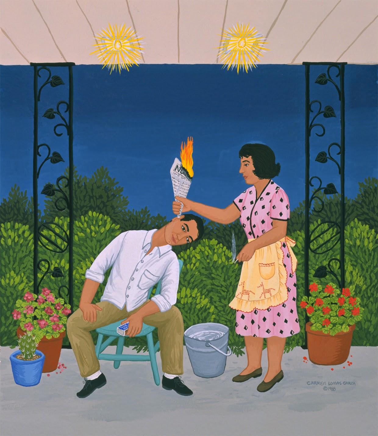 Chicana Art & Artists: W8: Carmen Lomas Garza