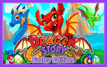 Dragon Story: Easter