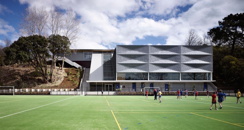 Design Ideas Saint Kentigern School Jubilee Sports Centre