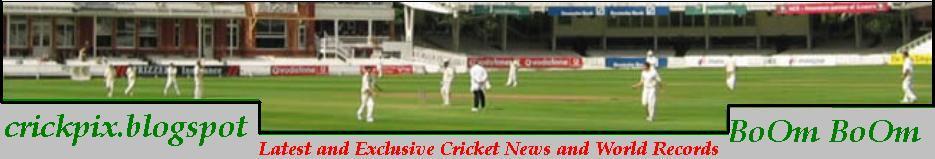 Cricketers Boom BooOm