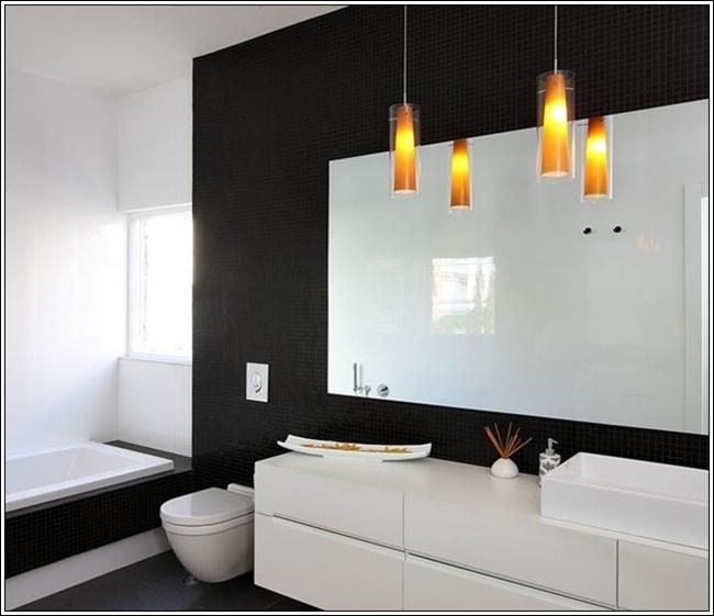 Deco chambre interieur le trio d orange le blanc et le noir dans vos