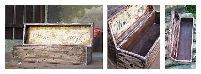 Pudełko na wino Eco Manufaktura8