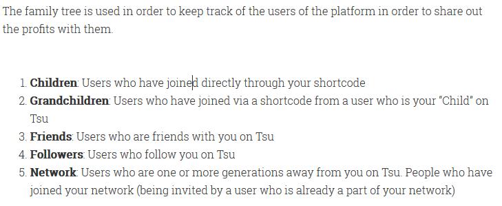 tsu family tree
