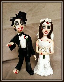 "Una boda... ¿Terrorífica"""