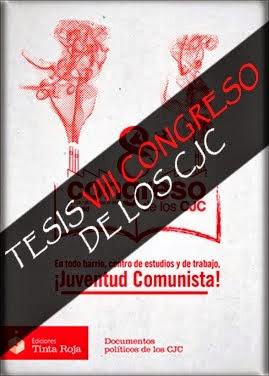 TESIS DEL VIII CONGRESO DE LOS CJC
