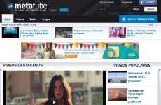 Metatube: los mejores videos de internet