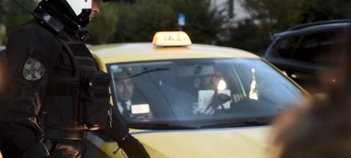 Εφιαλτική κούρσα για ταξιτζή στη Λάρισα -Του επιτέθηκαν 40 αθίγγανοι για μία κερματοθήκη με 50 ευρώ