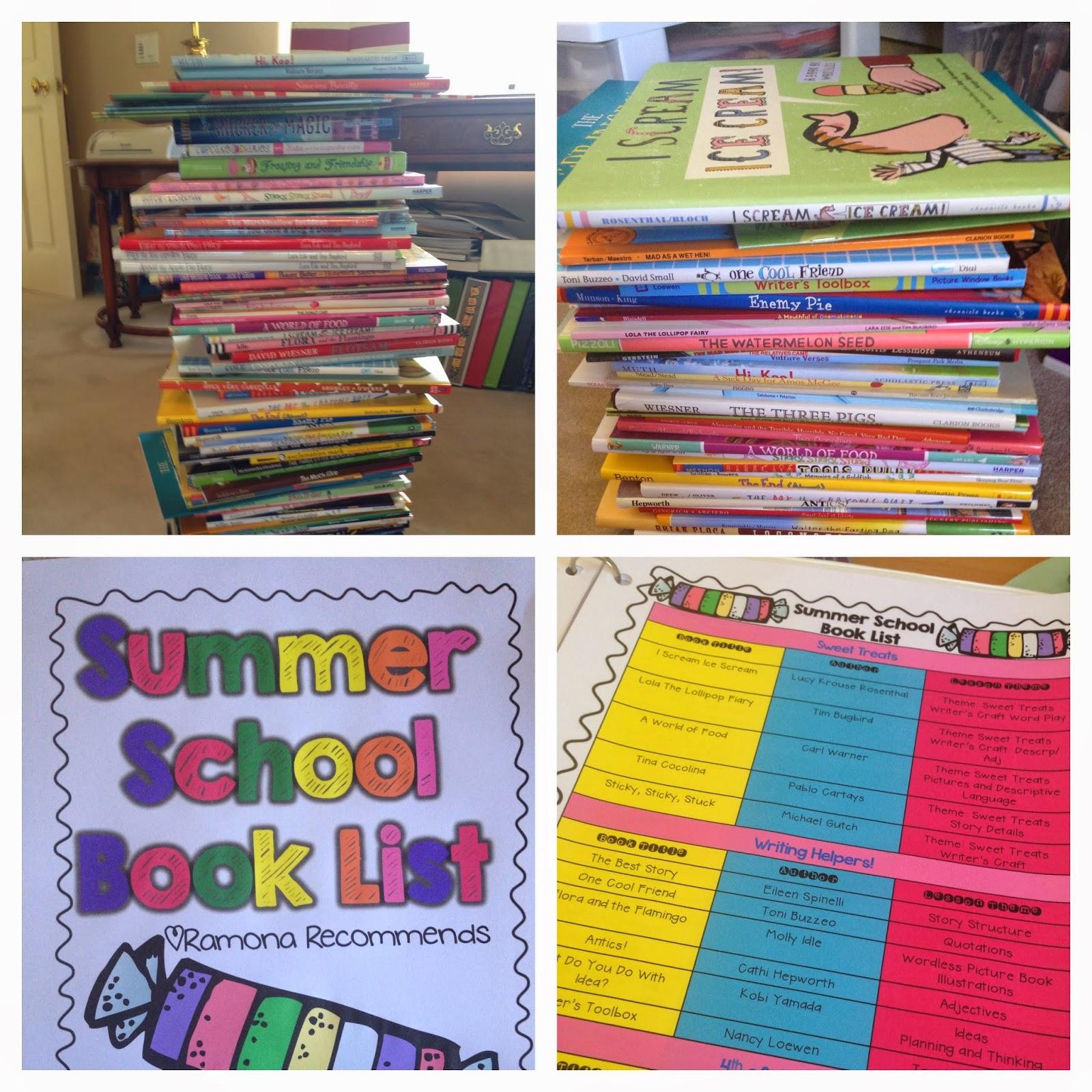 http://www.teacherspayteachers.com/Product/Picture-Books-Galore-List-1269922