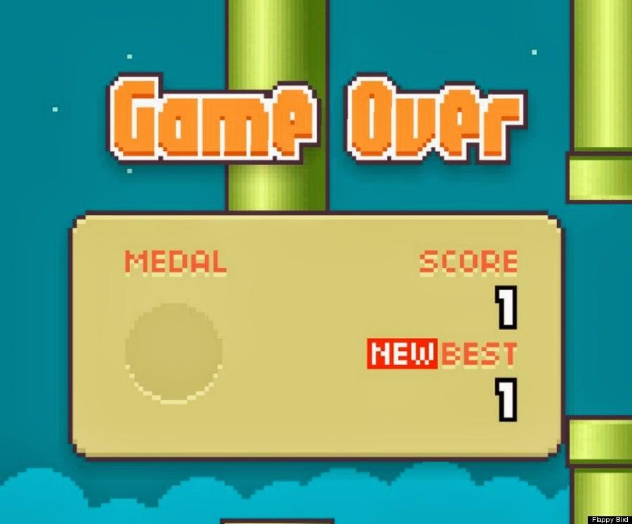 Flappy Bird Musnahkan Kehidupan