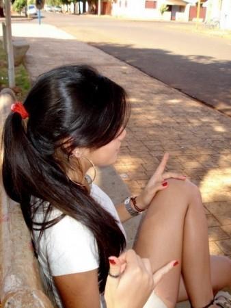 Fakes De Meninas Sem Mostra O Rosto