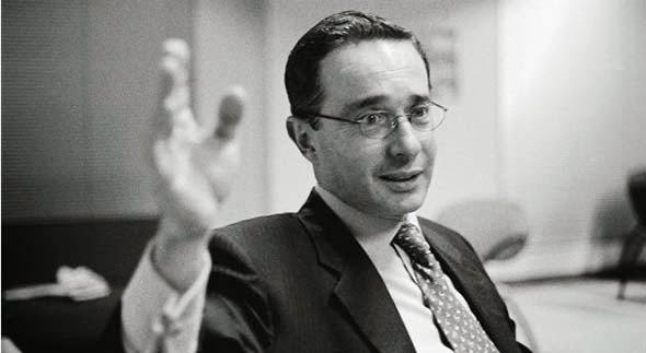 Álvaro Uribe Vélez votación senado
