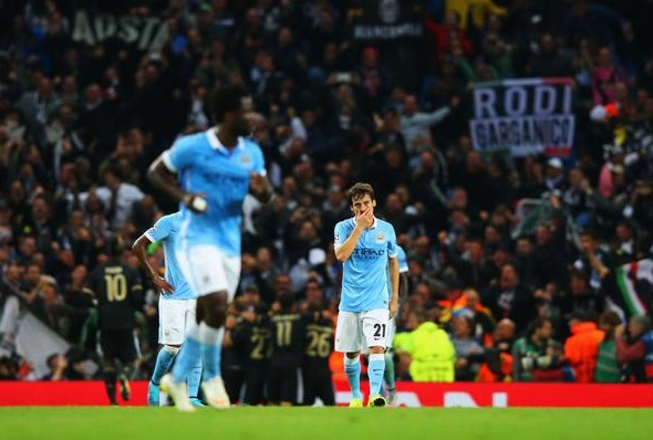 Manchester City 1-2 Juventus, UCL 16 Sept Dini hari WIB