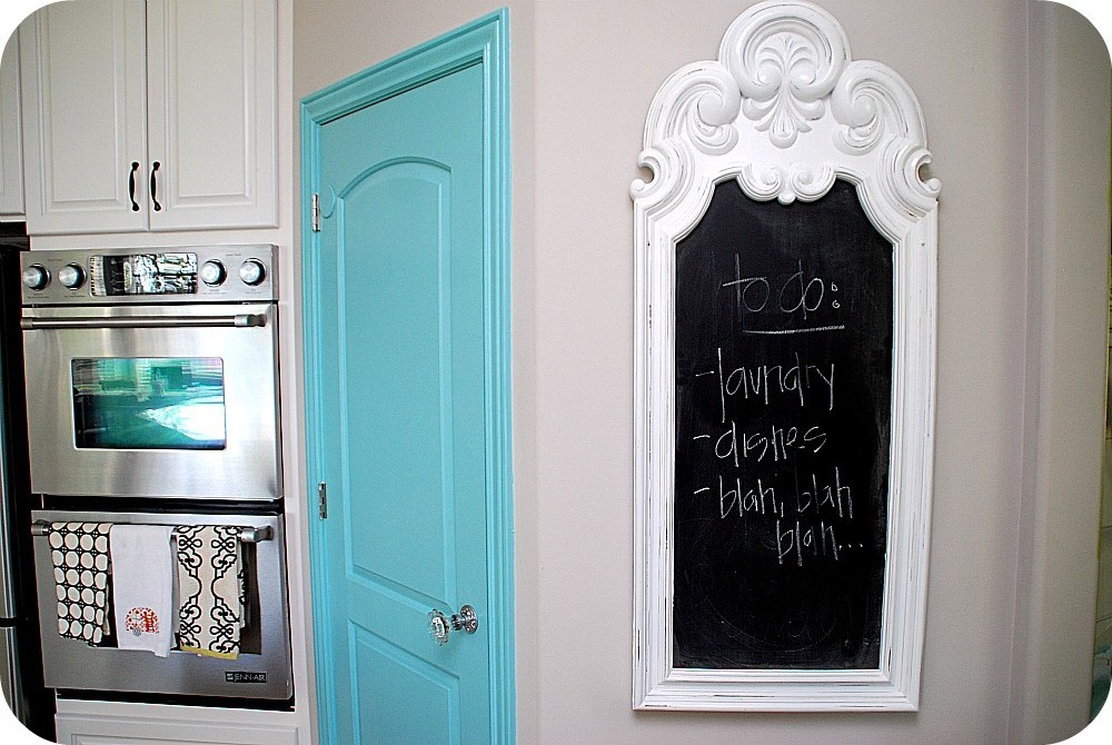 Decorative Kitchen Chalkboards how to install decorative doorknobs