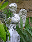 Hidden Garden Angel