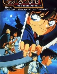 Case Closed Movie 3: The Last Wizard of the Century