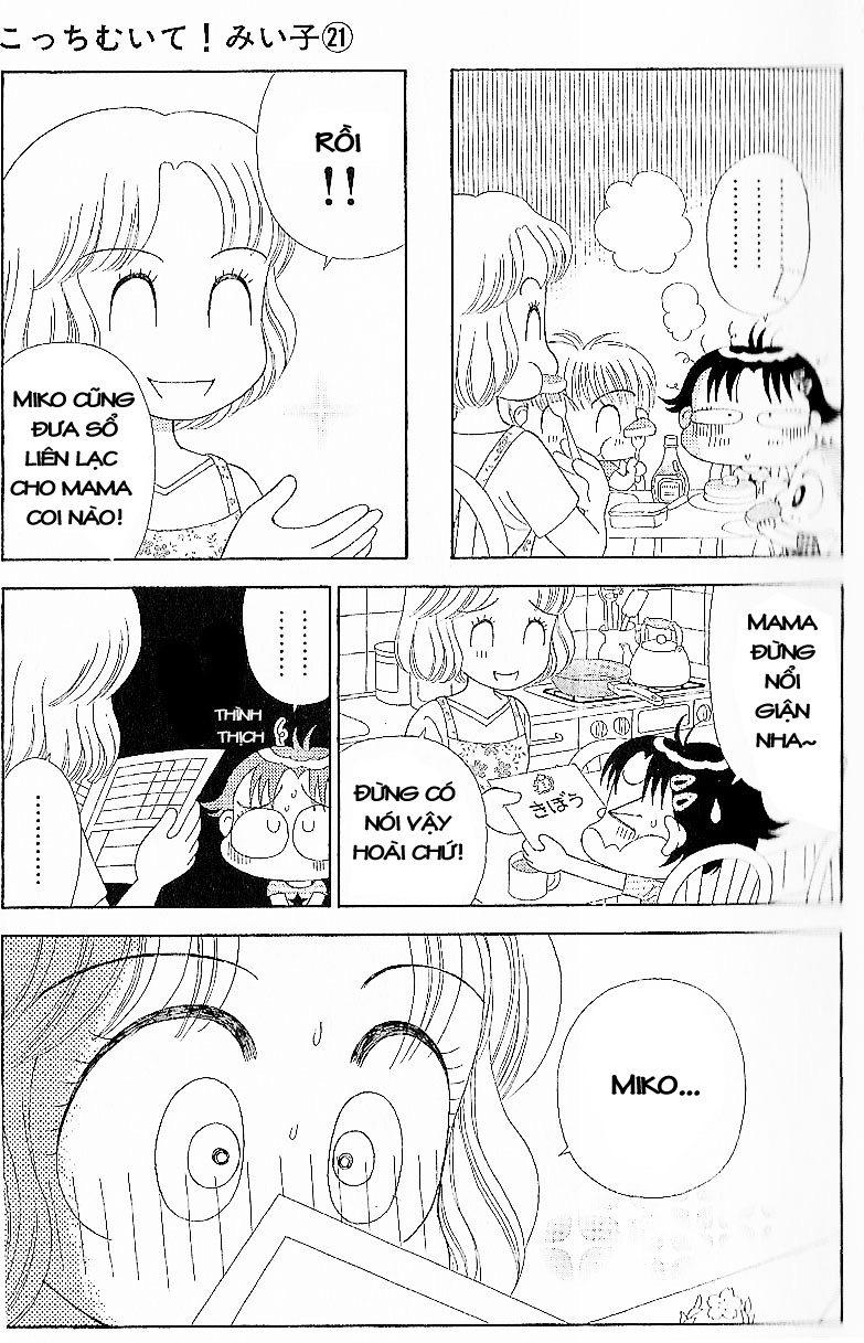 Kocchi Muite! Miiko chap 21 - Trang 15