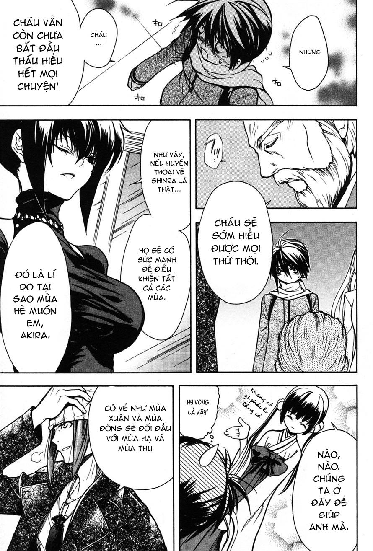 Shiki Tsukai chap 13 - Trang 26