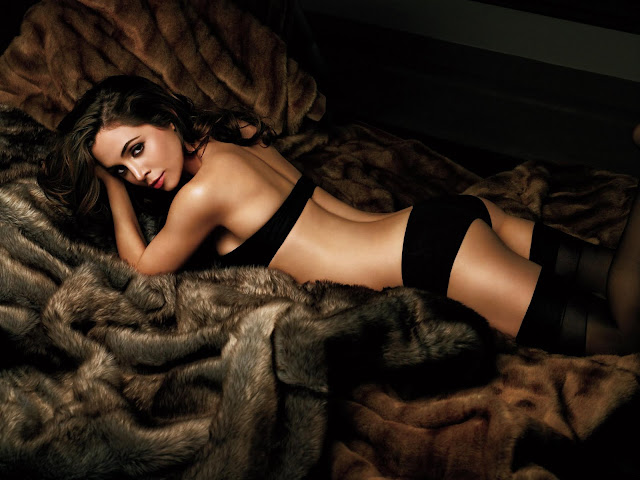 Eliza Dushku Bikni Photo