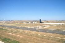 El aeropuerto de C. Real, vendido por 56,2 millones: la octava parte de lo que costó construirlo
