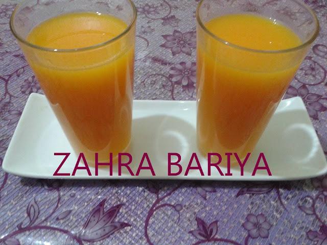 عصير.المشمش.لذيذ.جدا.للاخت.ZAHRA.BARIYA