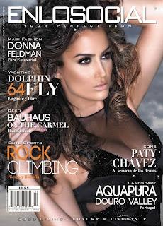 Donna Feldman, la nueva latina super modelo?
