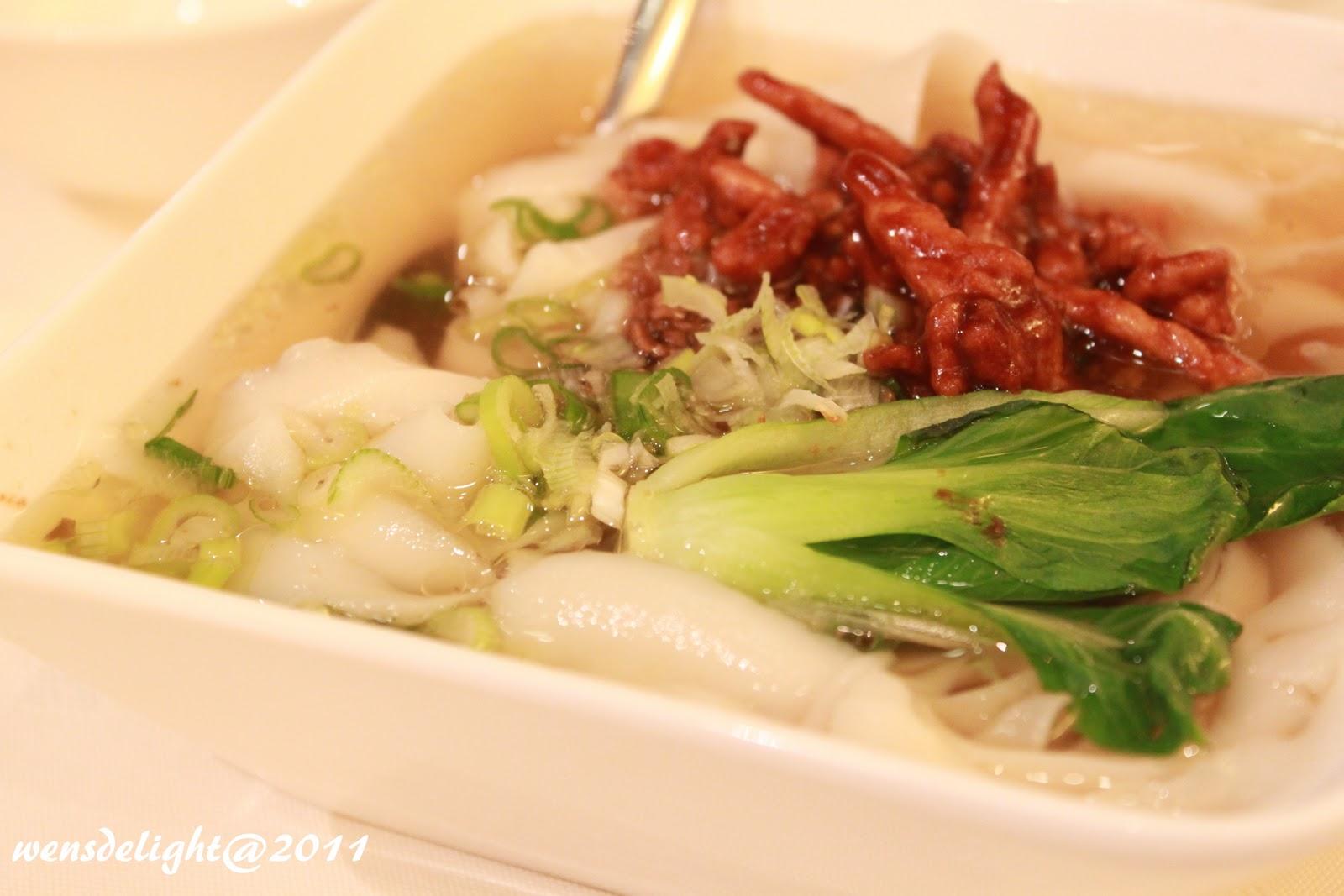 Wen's Delight: Si Chuan Dou Hua Restaurant (Parkroyal on Kitchener ...