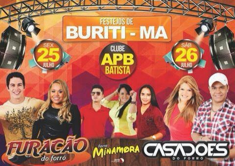 SHOWS NO APB EVENTOS