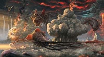 Lukisan Neraka