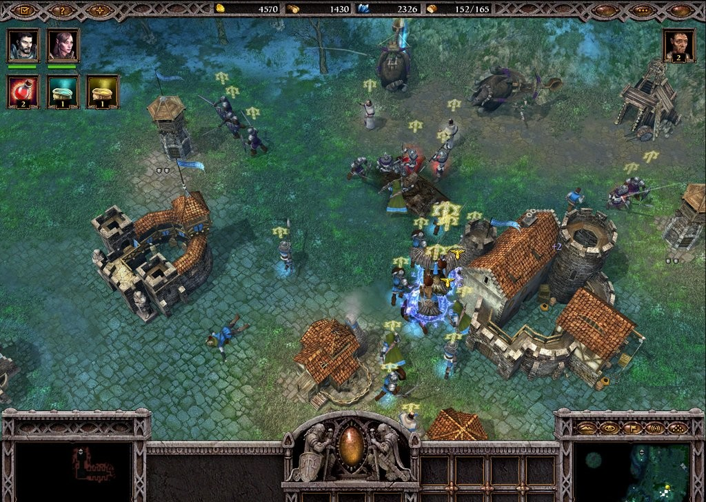 Armies Of Exigo Game - Free Download Full Version For Pc