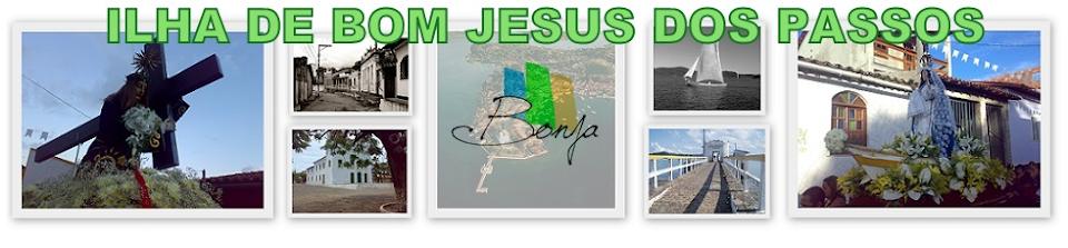 PORTAL BONJA - ILHA DE BOM JESUS DOS PASSOS