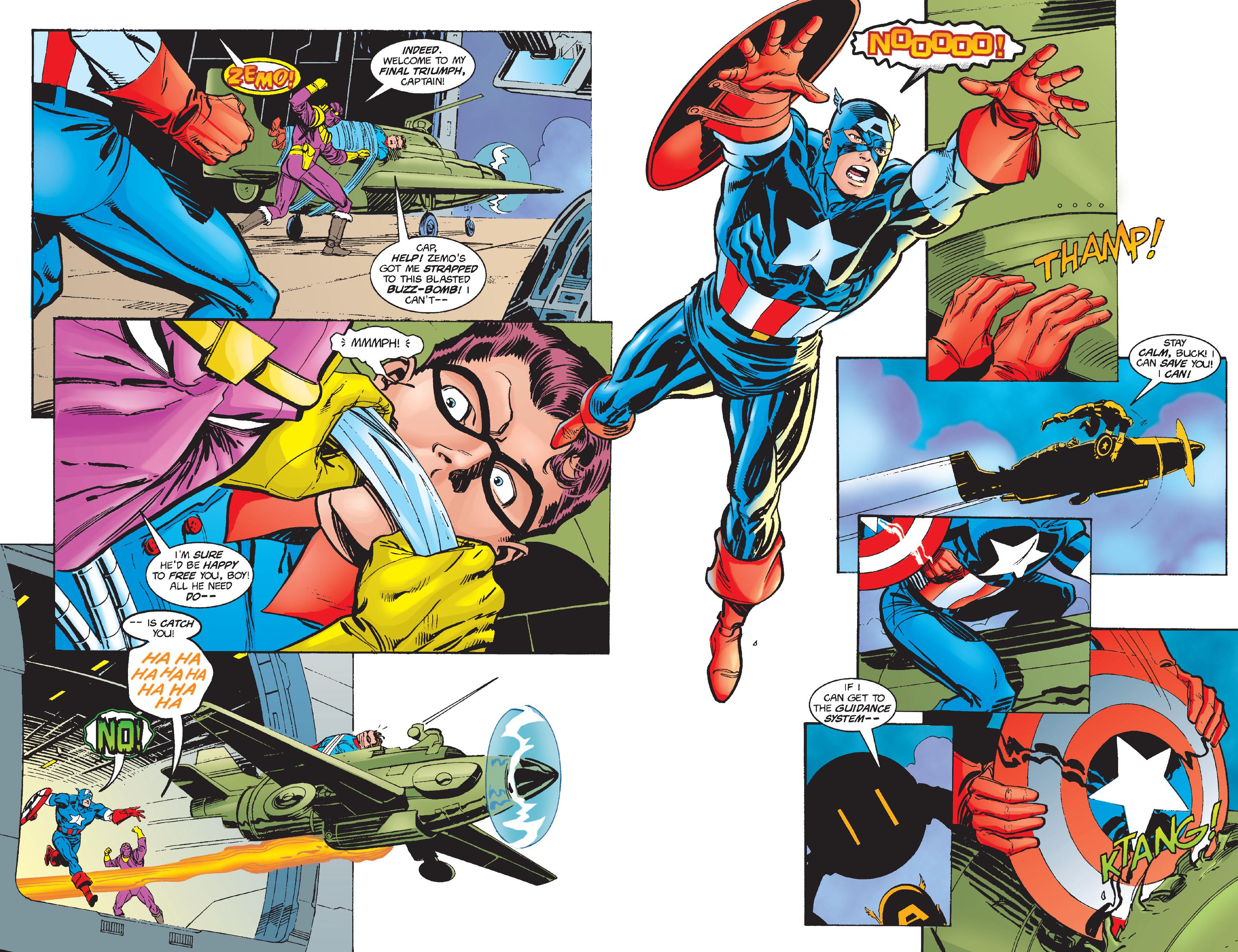 Captain America (1968) Issue #448 #402 - English 17