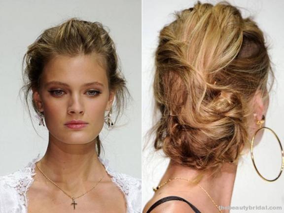 Easy Wedding Hairstyles