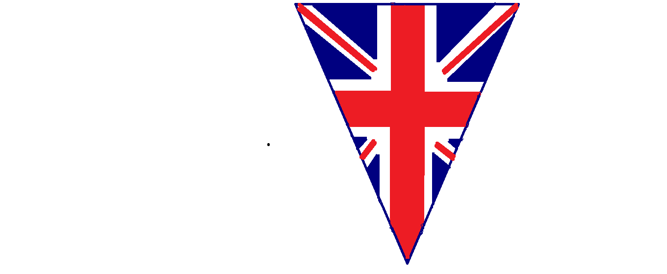 graphic relating to Printable British Flag identified as Cunning Whinge: Absolutely free printable royal Jubilee bunting flags