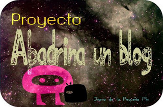 Proyecto Apadrina un blog
