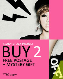 Malaysia Online Fashion Boutique Ad Banner