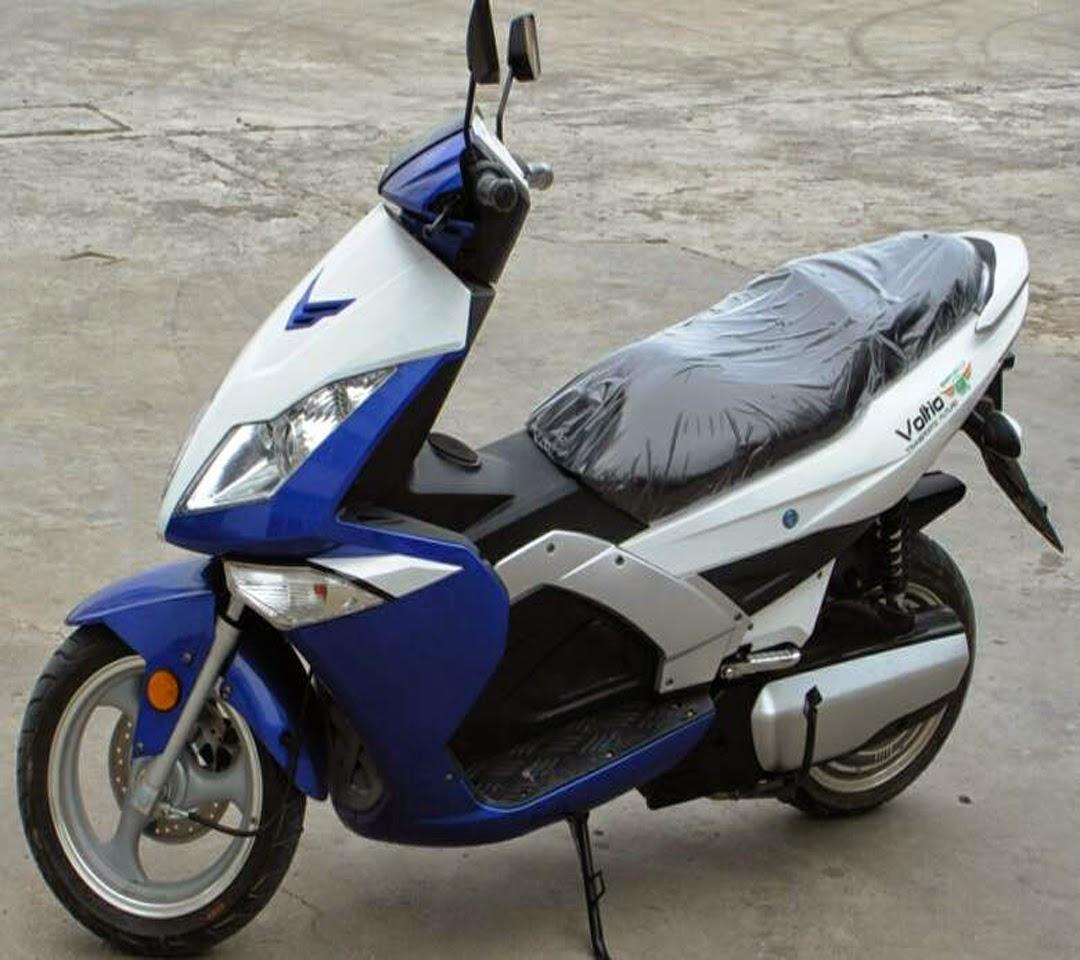 yonja 5000w elektrikli scooter